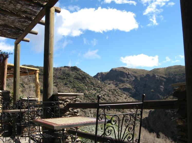 La Alpujarra room w/ a view